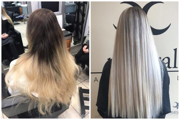 hair colour correction at best hairdressers in lisburn county antrim
