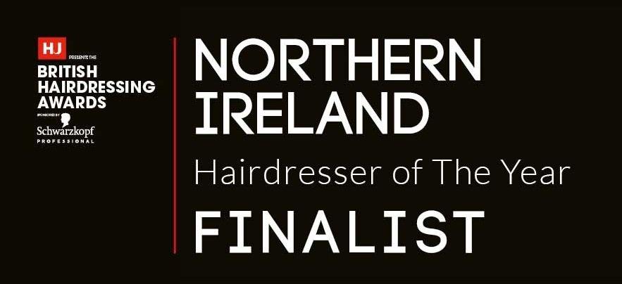 award winning hairdressers in Lisburn County Antrim