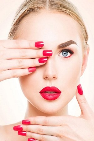 Lash Lift & Gel Nails