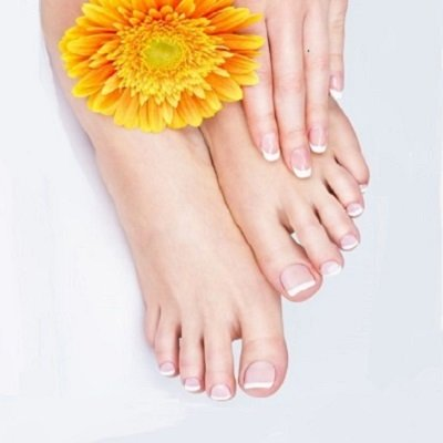 MANICURES & PEDICURES AT NATURAL BEAUTY SALON IN LISBURN