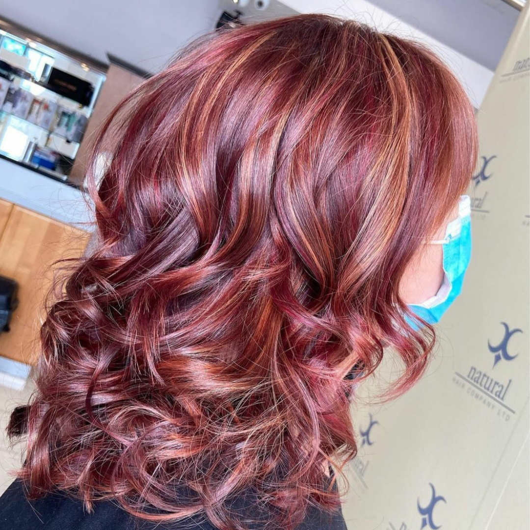 What To Ask When Changing Your Hair Colour!