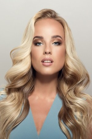 Blonde balayage experts in County Antrim at The Natural Hair Company