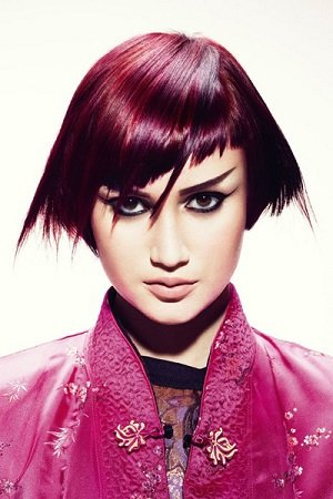 Short Chic Hairstyles at The Natural Hair Salon in County Antrim, Belfast