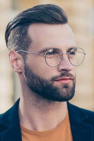 fade-hairstyles-for-men in Belfast - top hair salon in Lisburn