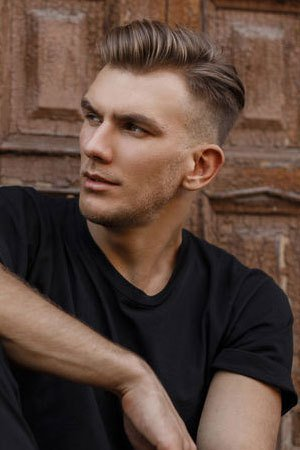Men's haircuts & styles at The Natural Hair Company in Lisburn, County Antrim