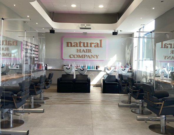 Best Hairdressers at Natural Hair Company in Lisburn, County Antrim