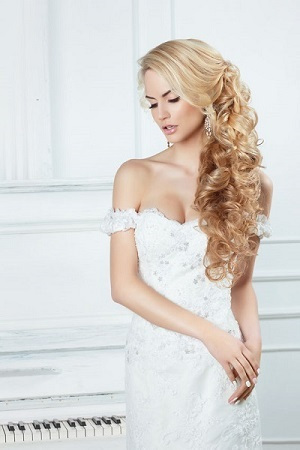 Bridal Hair Extensions at The Natural  Hair Company in Lisburn, County Antrim